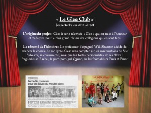 3. Le Glee Club