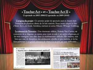 5. Teacher Act